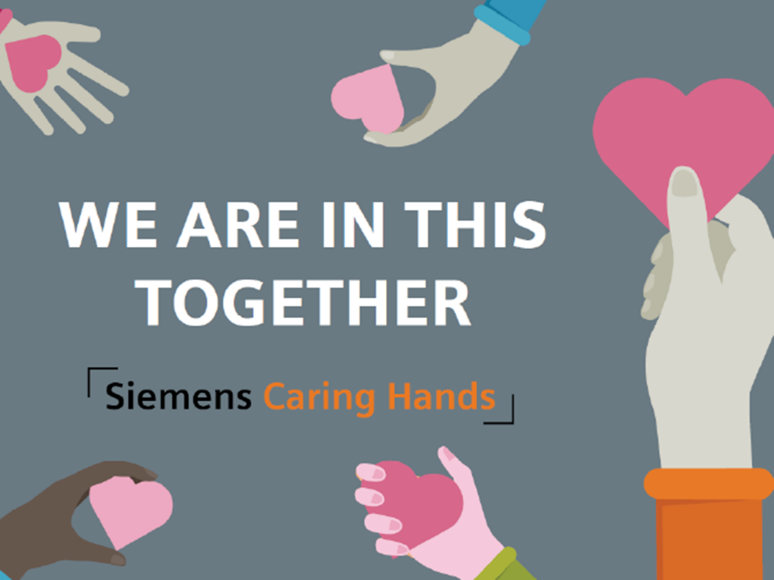 Siemens Hong Kong donates to fight against COVID-19