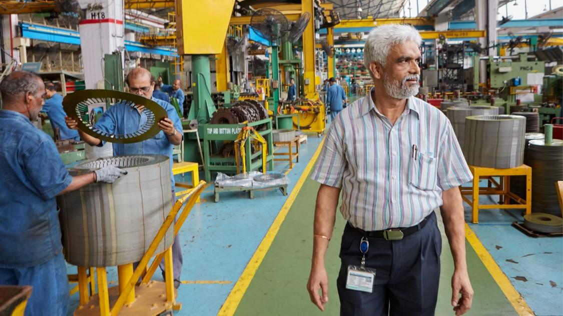 Arbeiten bei Siemens - Wie ein Ingenieur das Leben von Tausenden in Mumbai verändert.
