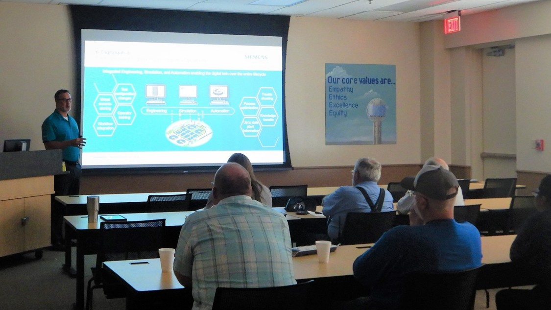 Process Automation Innovation Tour event