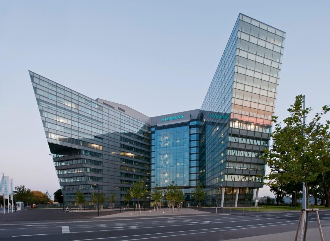 Siemens City Wien