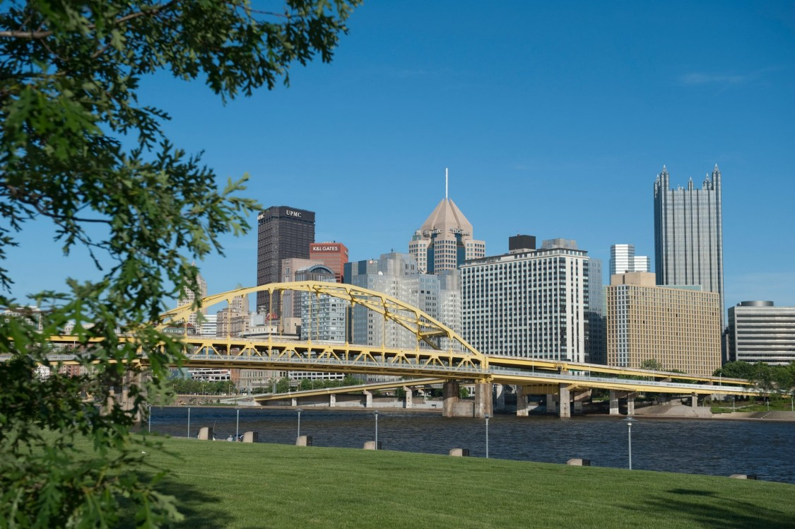 Pittsburgh - Siemens in the USA
