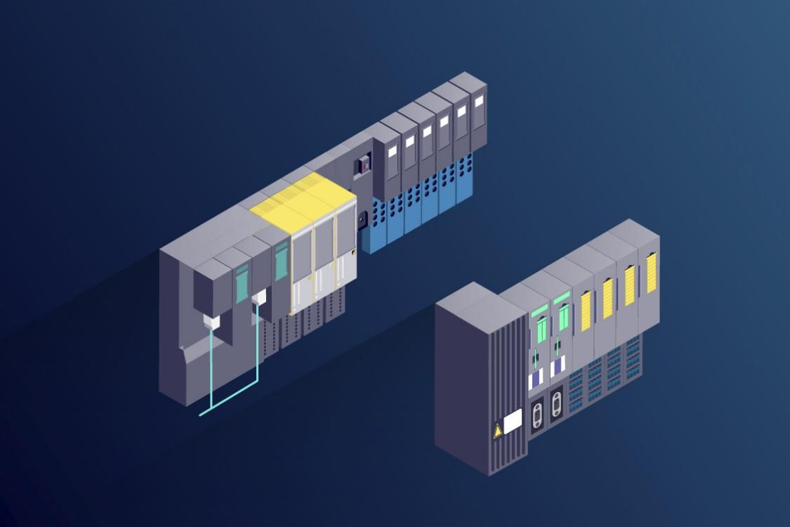 Prozessperipherie für die Prozessleitsysteme SIMATIC PCS neo und SIMATIC PCS 7