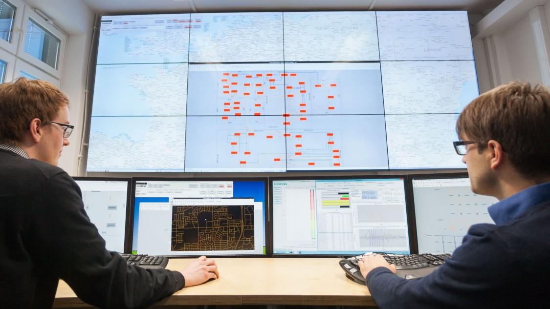 Technical University of Ilmenau using Siemens technologies
