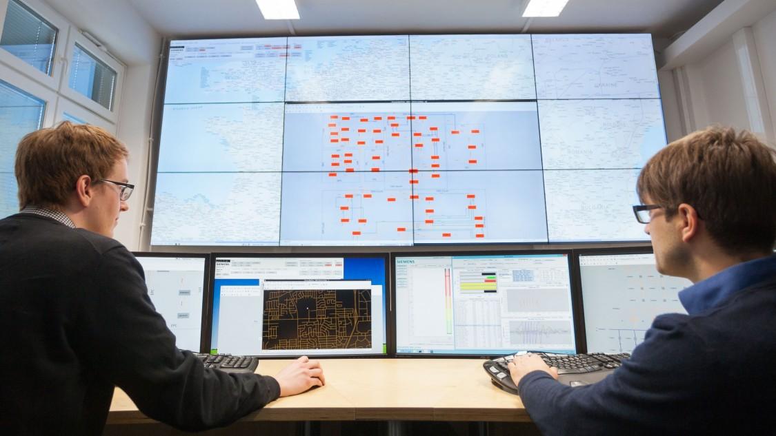 TU Ilmenau mit Siemens-Technologien