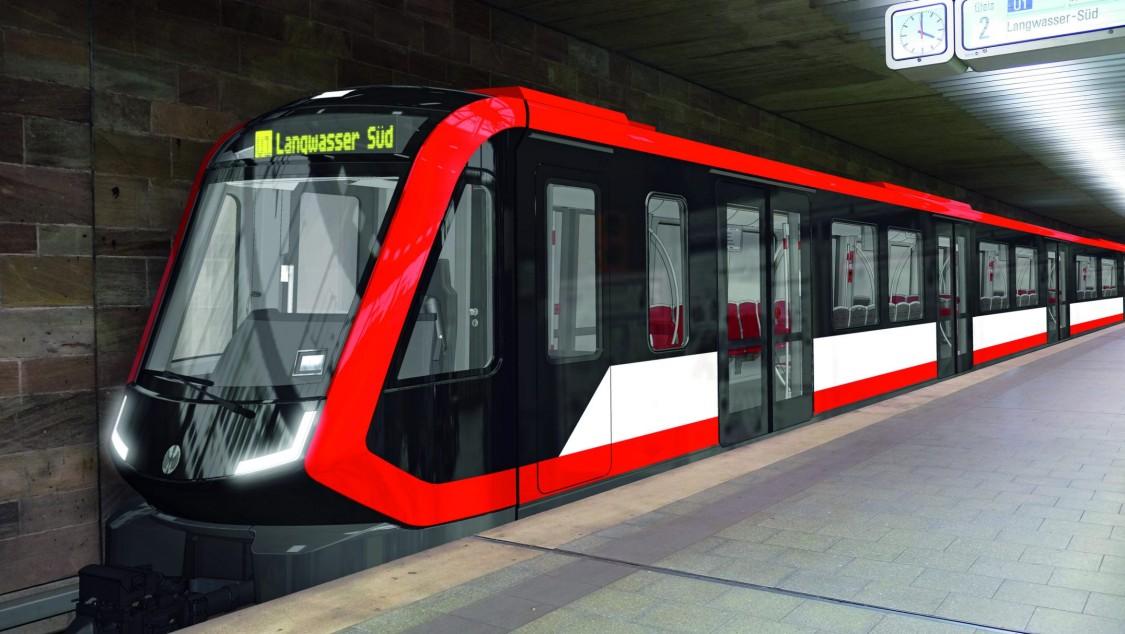 Metro Nürnberg G1