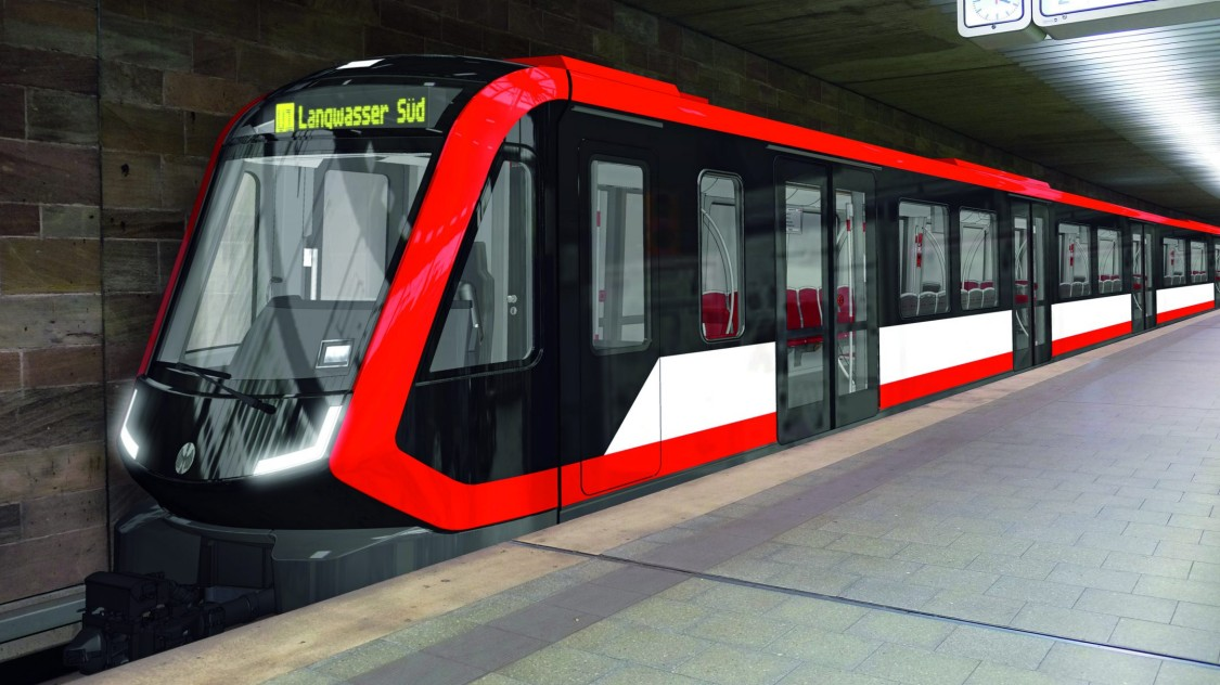 Metro Nuremberg G1, © ergon3design