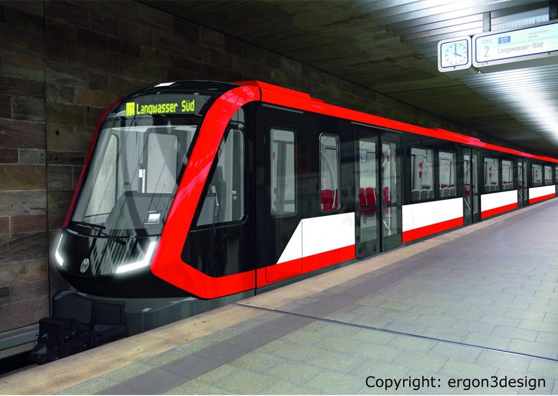 Metro Nuremberg