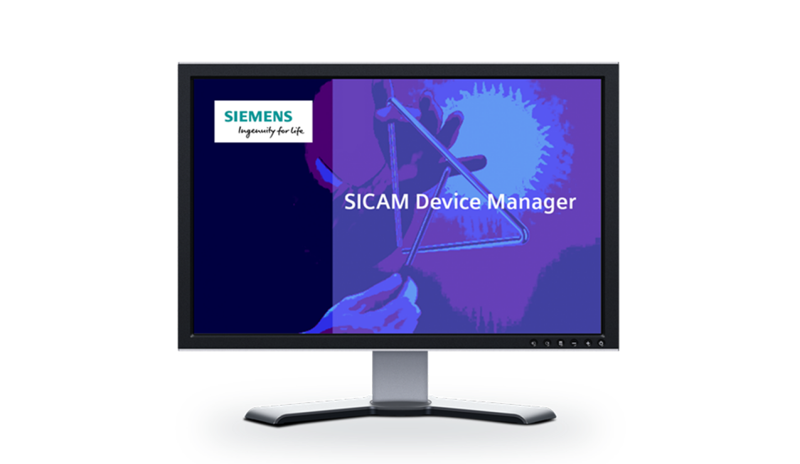 SICAM Device Manager