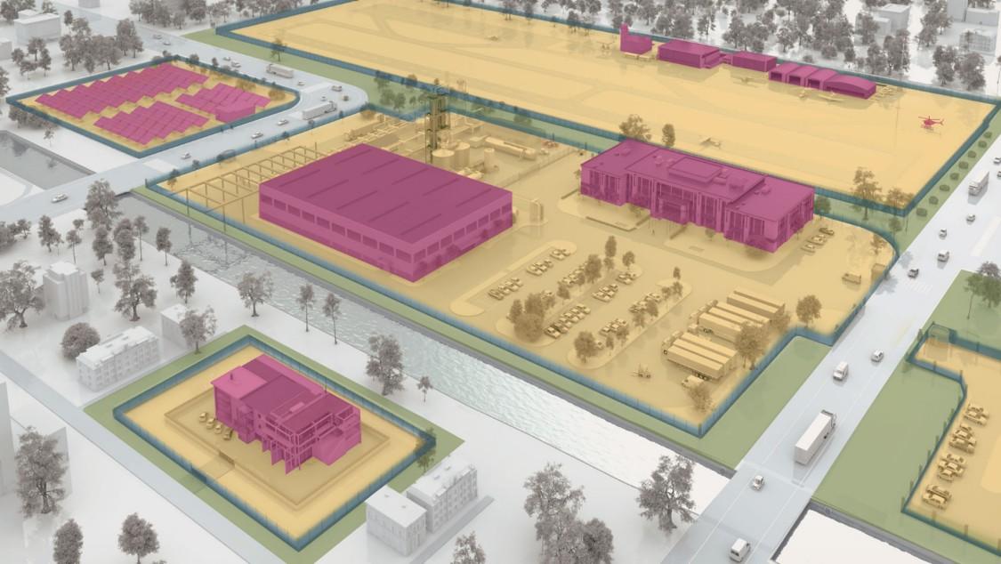 Siemens Gebäudetechnik | Perimeterschutz