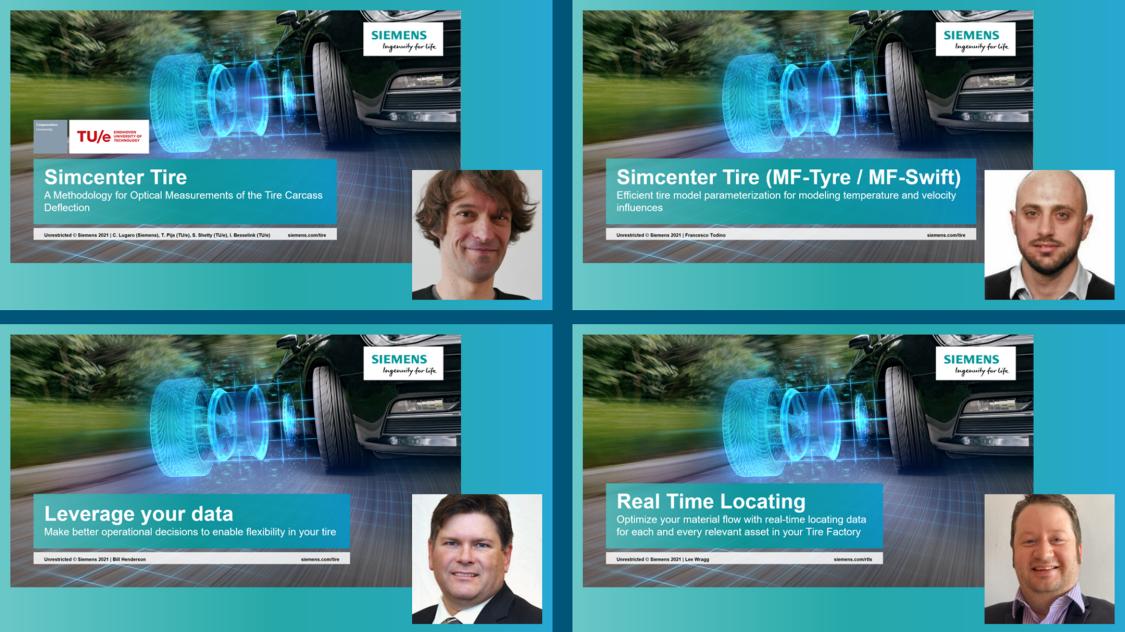 Tire Technology Expo Virtual - All 4
