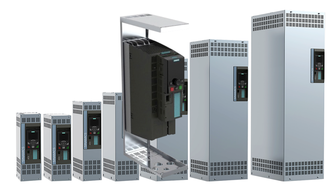 vector drives - UL type 1 kit for SINAMICS G120