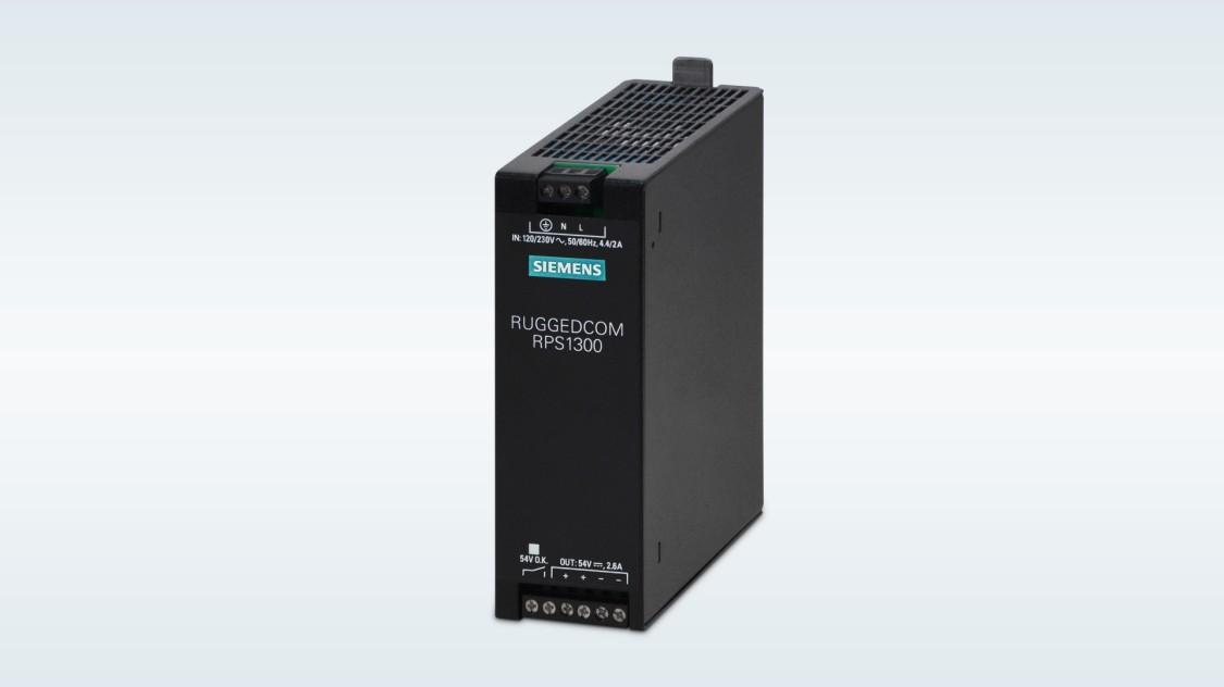 RUGGEDCOM RPS1300 Keyvisual