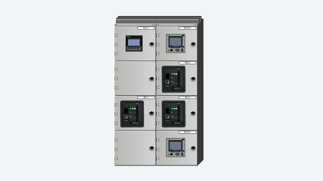 Product picture of Siemens SmartTechnology intelligent monitoring device
