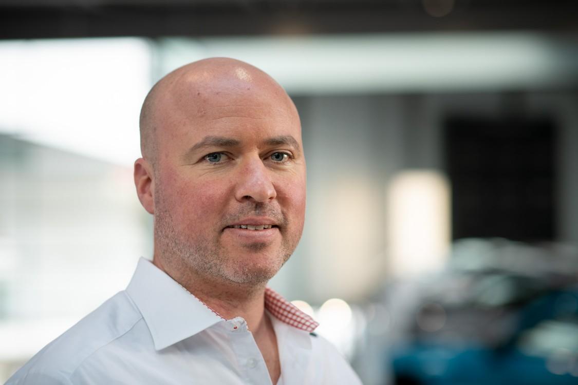 Marc Robl, PARiS-Projektleiter und Sachgebietsleiter Produktdefinition & Information After Sales der Porsche AG