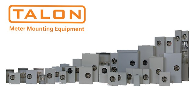 Talon Meter Mounting Equipment