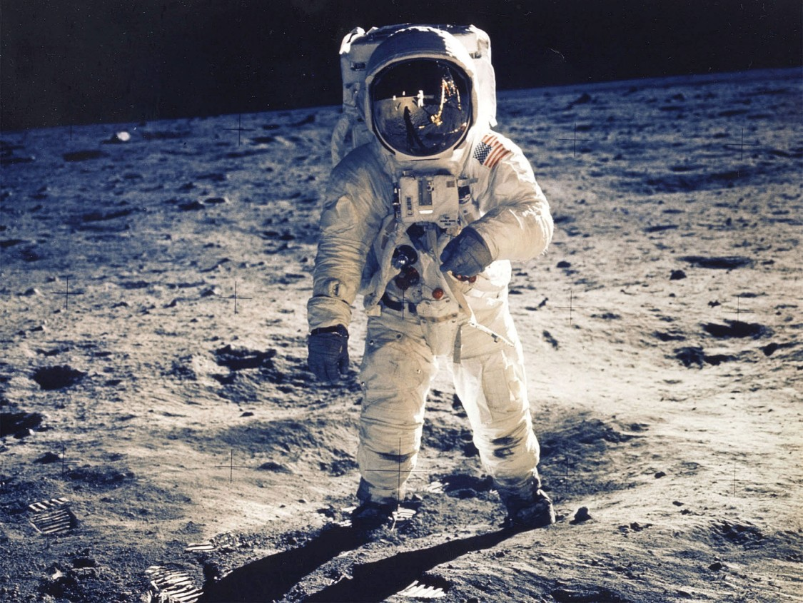 From the Moon to Mars: Two Tech Breakthroughs That Made it Possible