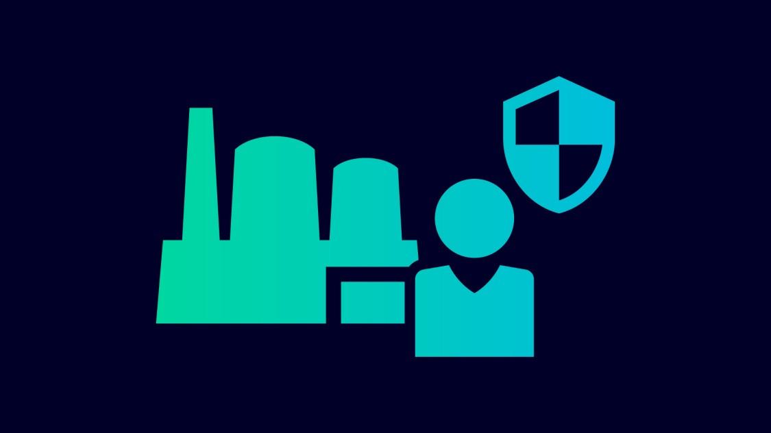Icon Personen- und Anlagensicherheit
