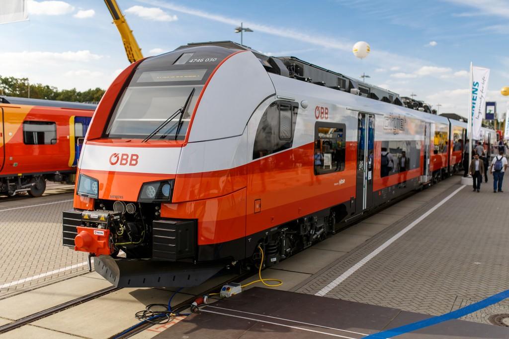 ÖBB kauft 21 weitere Desiro ML Züge bei Siemens Mobility