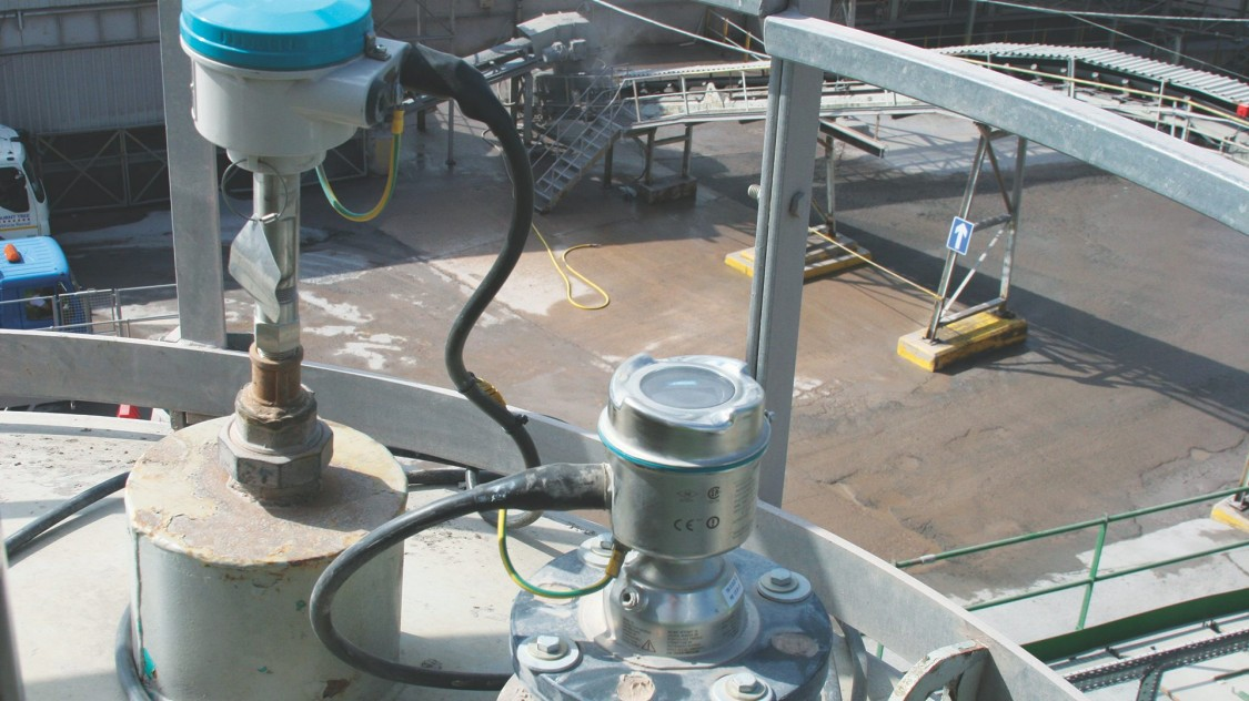 USA - safety in bulk material handling case study
