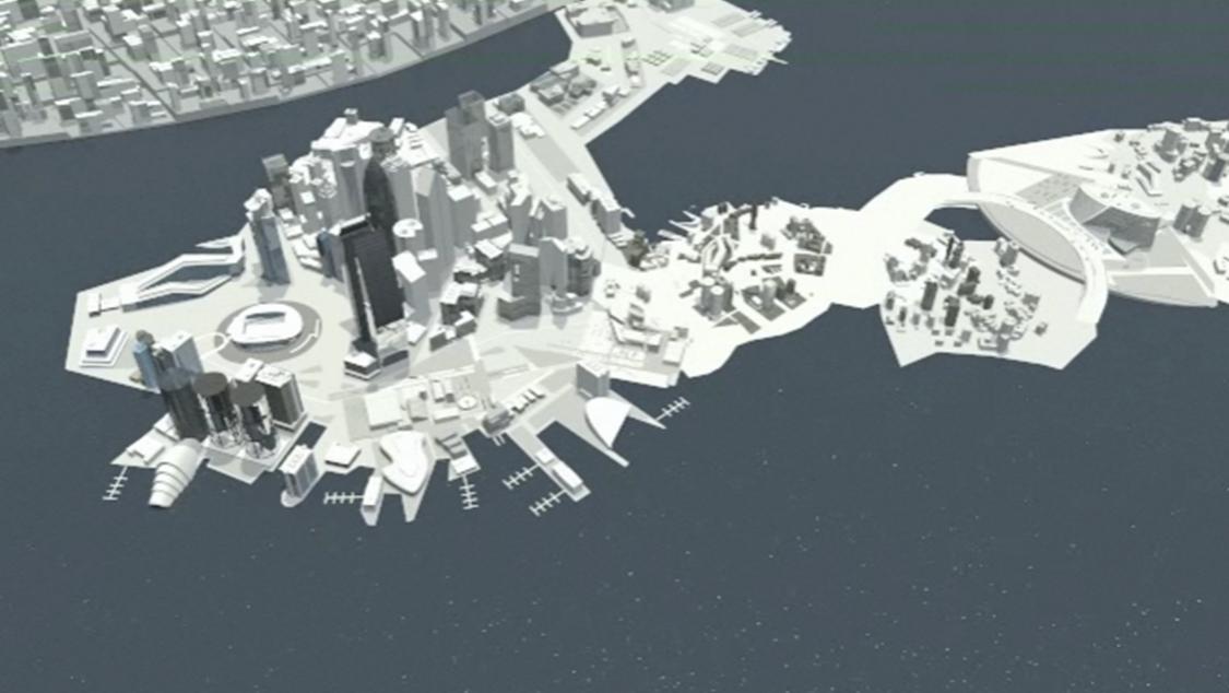 Plateforme Virtual City