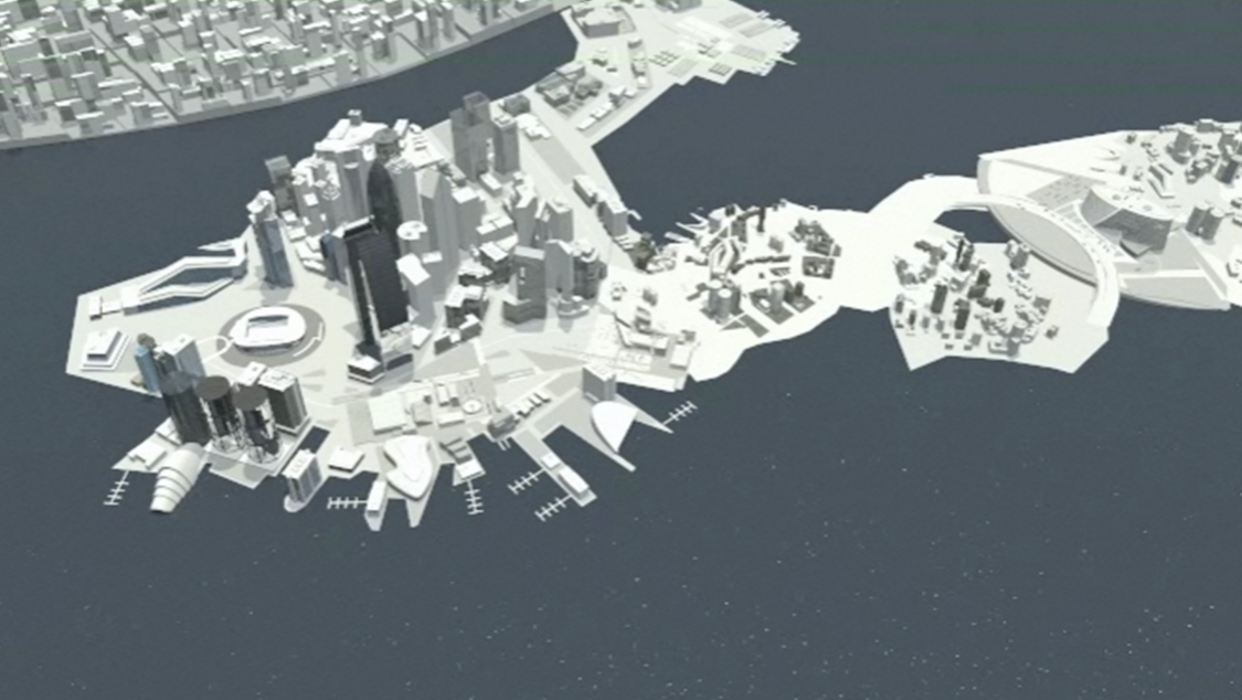 Plateforme Virtual City
