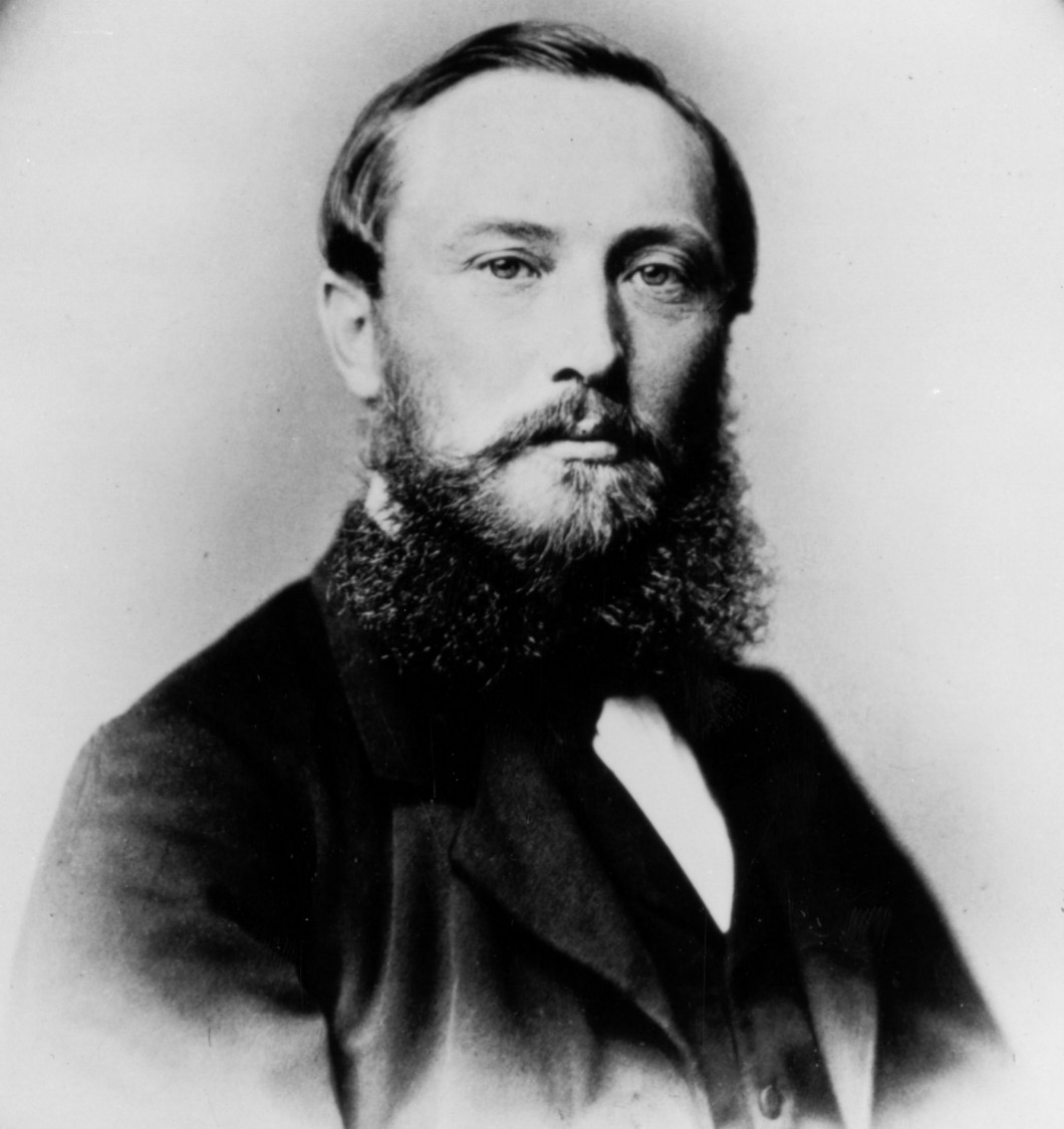 A successful manager – Carl von Siemens was in charge of Siemens & Halske's Russian business, 1860