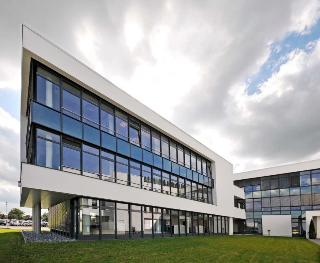 Arvato Financial Solutions Office in Verl Germany