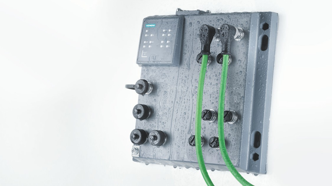 SCALANCE XP-200 for cabinet-free installation in harsh environments