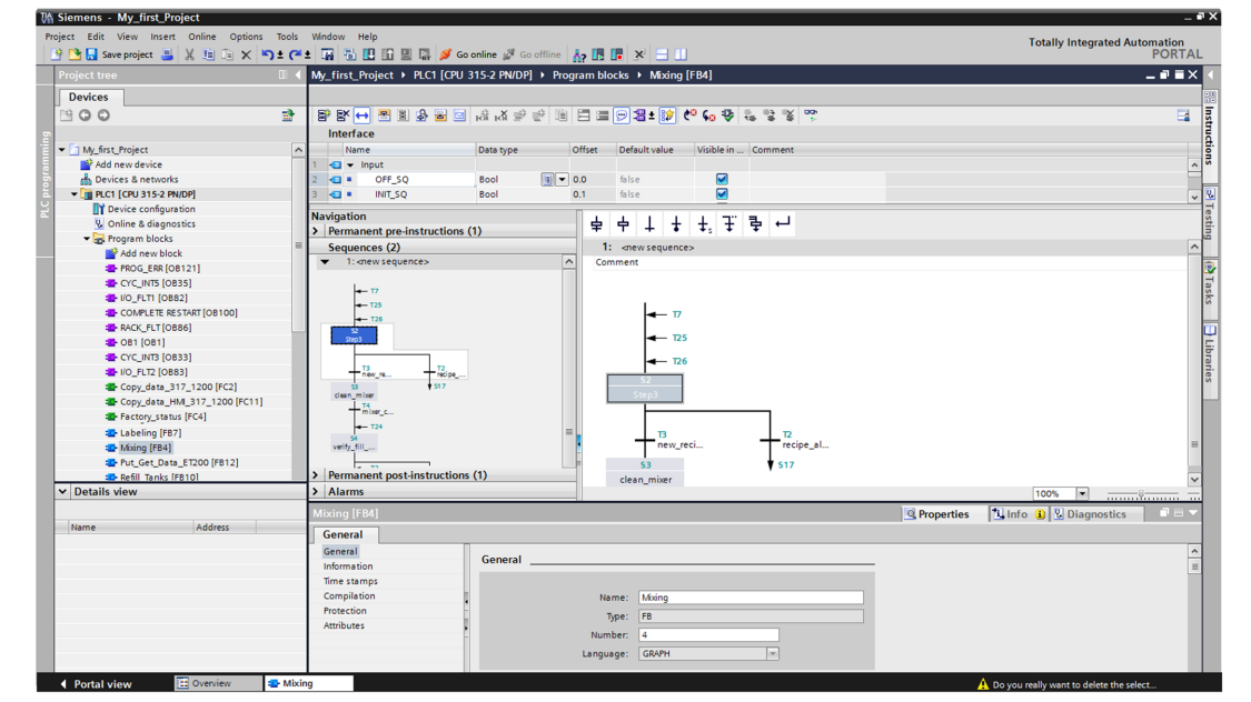 SIMATIC STEP 7 Professional | PLC Programming with SIMATIC