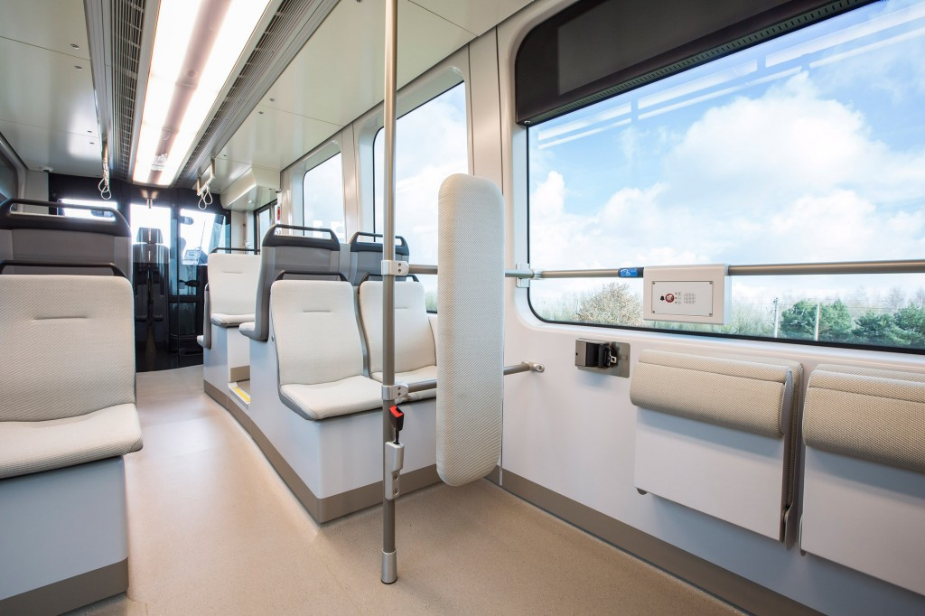"Avenio tram design for Doha honored with the ""Red Dot"" Award"