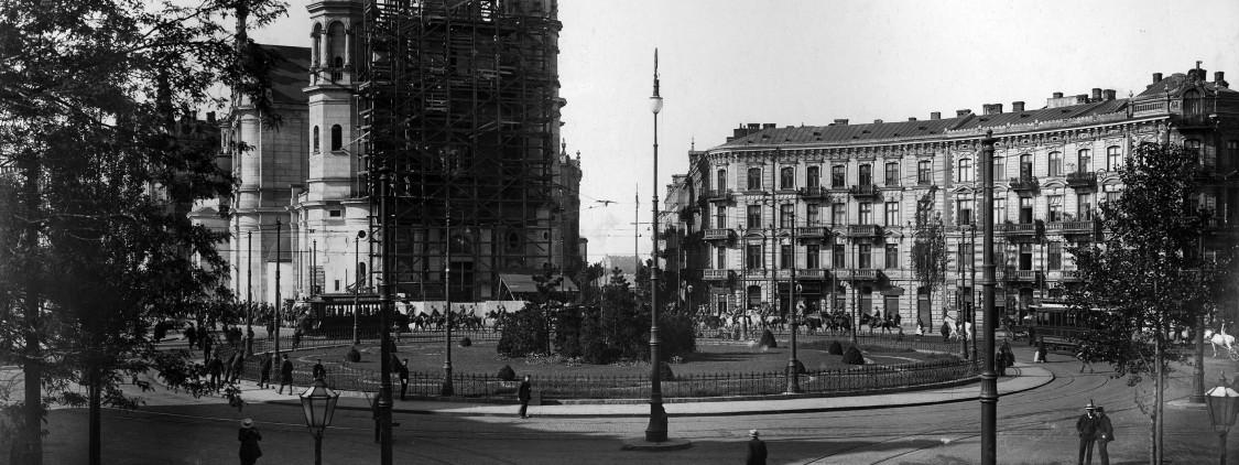 Warschau, 1909