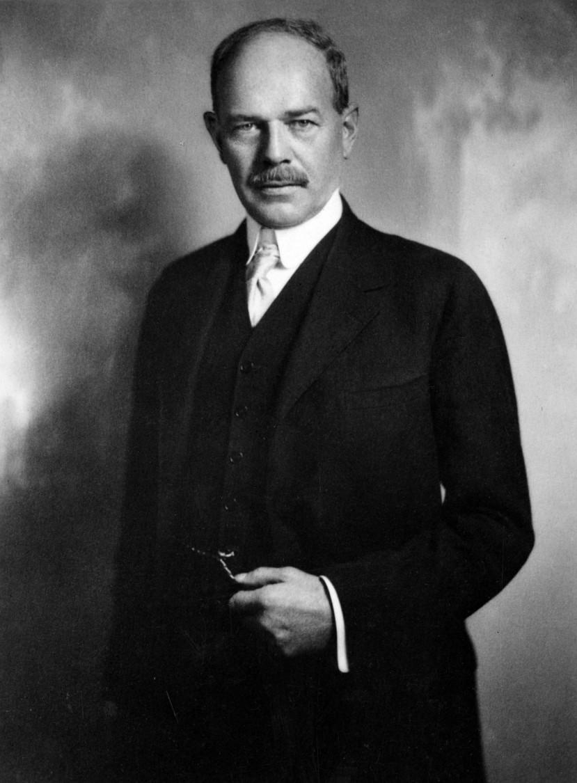 Verantwortungsvolles Engagement – Carl Friedrich von Siemens, 1931
