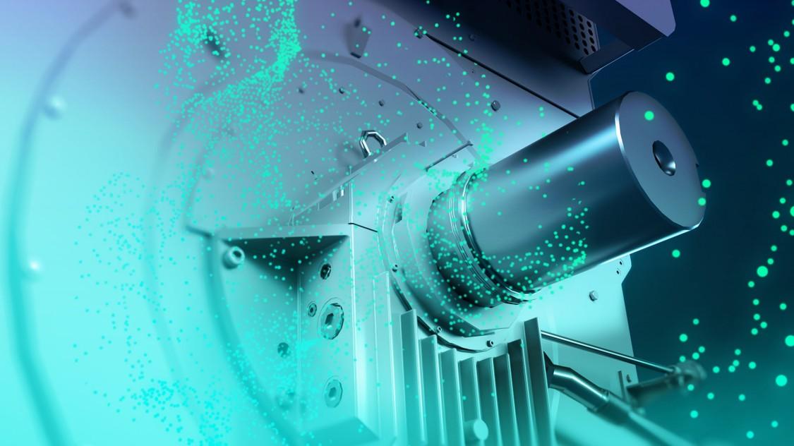 SIMOTICS High Voltage Motors
