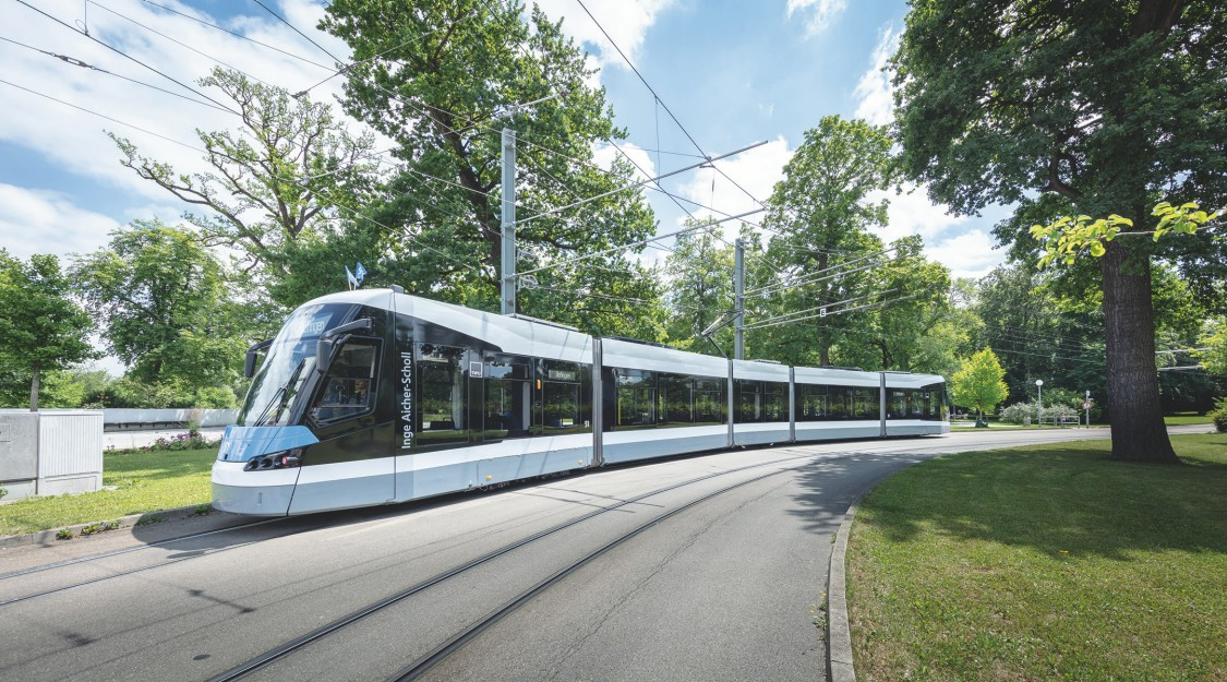 Avenio M light rail