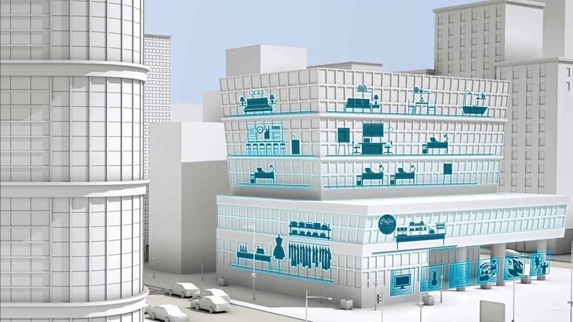 Nachhaltige Lösungen für Ihr Bürogebäude