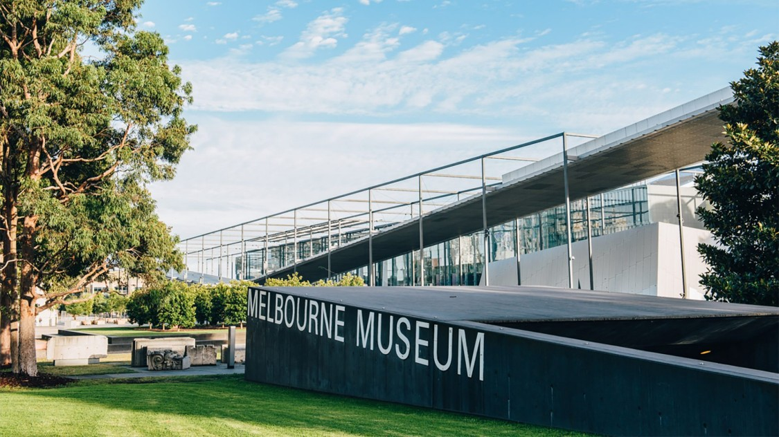 Museums Victoria in Melbourne