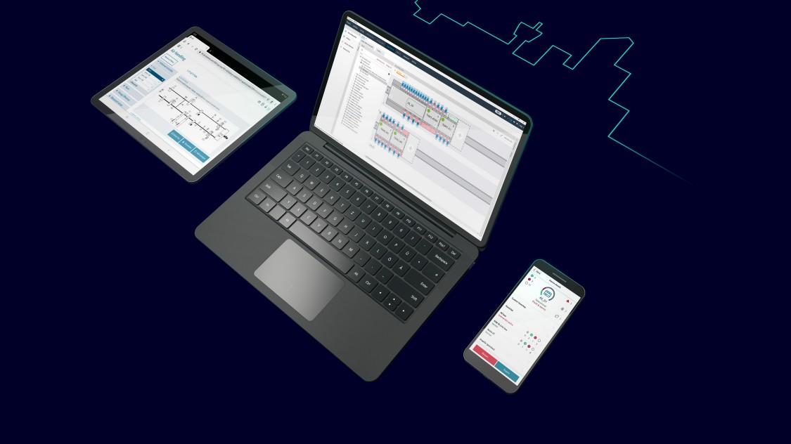 Desigo Engineering Framework ermöglicht die Realisierung von hochleistungsfähigen Gebäuden mit einem einzigen Engineering-Tool