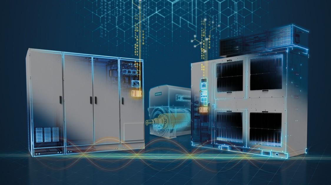 SINAMICS Medium Voltage Converters