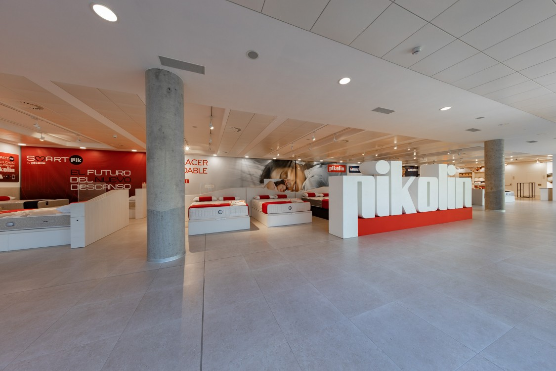 Showroom of Pikolin
