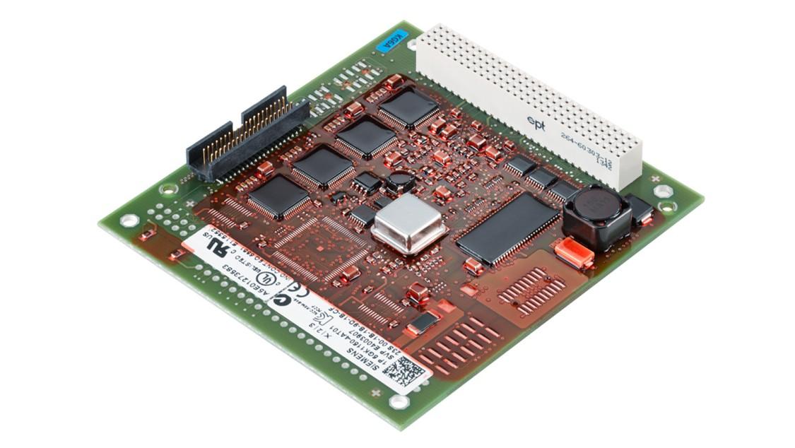 Produktbild eines CP 1604 (PCI-104-Baugruppe) für PG/PC/IPC