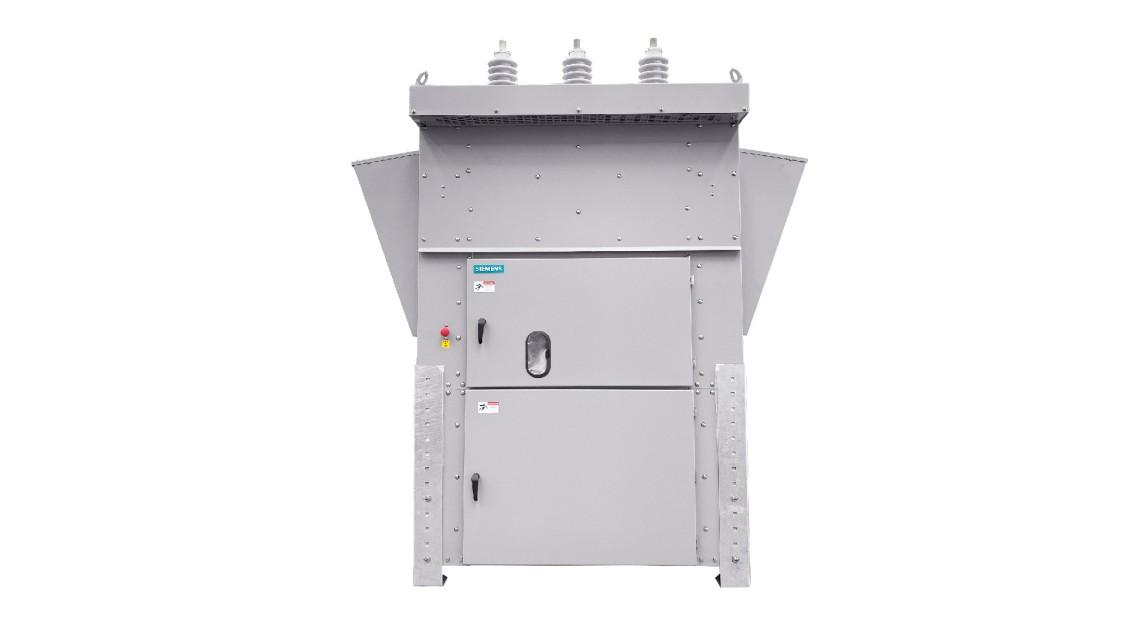 SDV-R-AR arc-resistant medium-voltage distribution circuit breaker for renewable applications