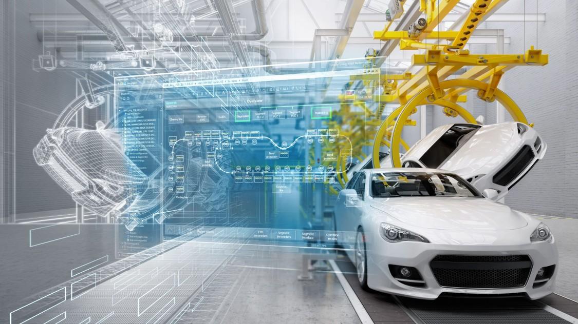 Digitalización para la industria automotriz