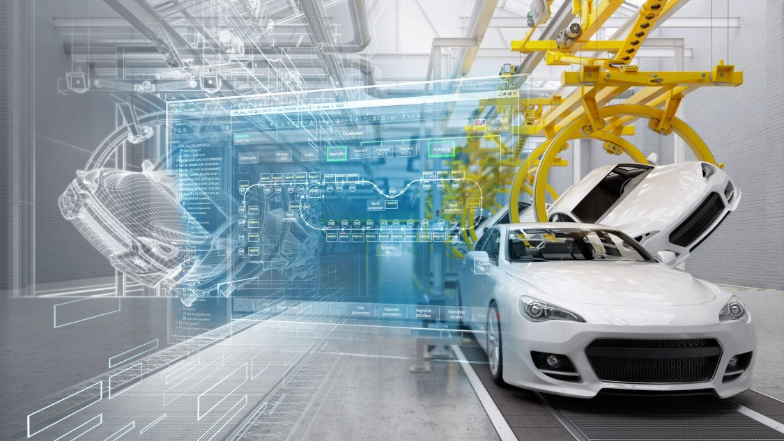 Digitalization boosts productivity for the automotive industry
