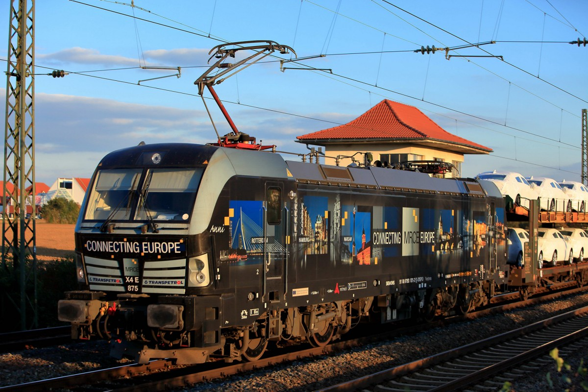 Leasing company Mitsui Rail Capital Europe (MRCE) extends its locomotive fleet from Siemens