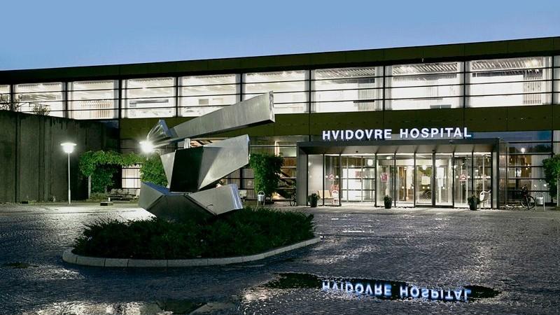 Krankenhaus von Hvidovre