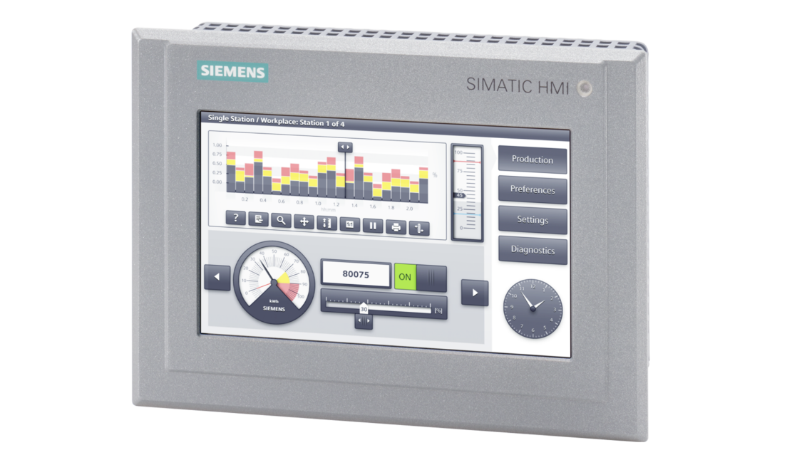 SIMATIC HMI TP700 Comfort Outdoor