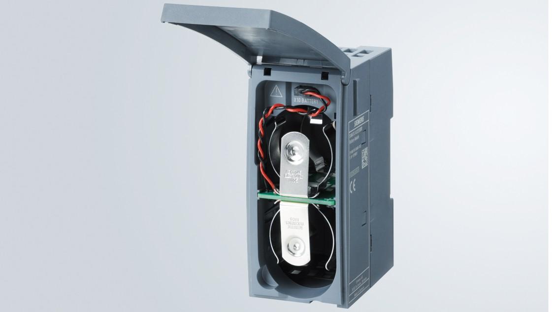 Bild eines Batteriemoduls für die SIMATIC RTU3000C-Serie