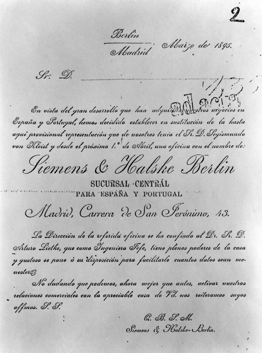 siemens 125 aniversario