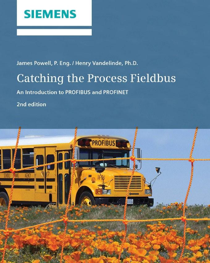 USA - Book introducing PROFIBUS and PROFINET communication