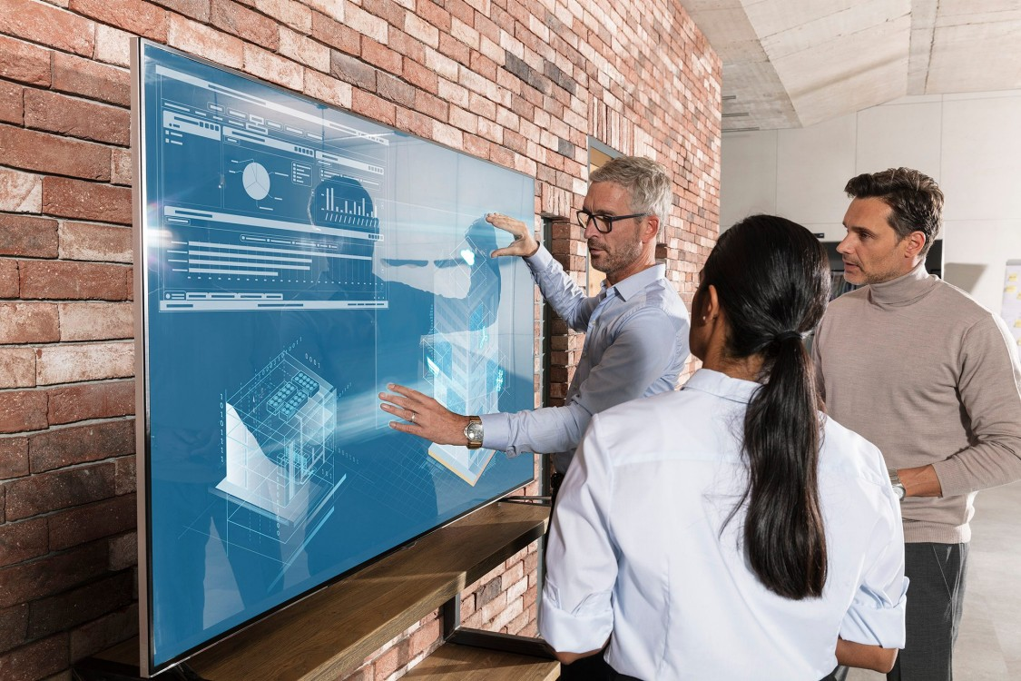 Planer und Architekten im Gespräch